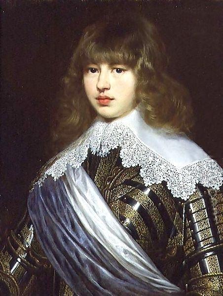 Prince Waldemar Christian Of Denmark