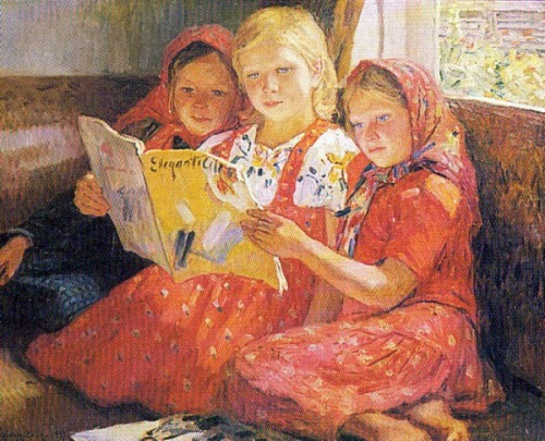 Reading Girls
