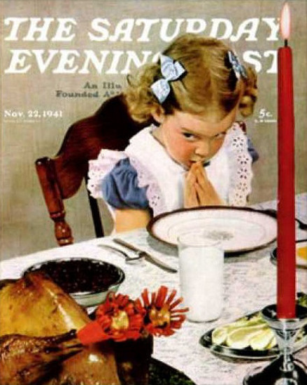 Thanksgiving 1941