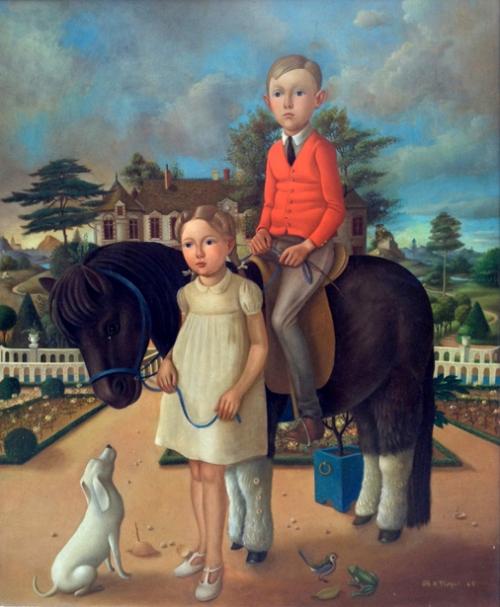 The Children Of Count de Reiset