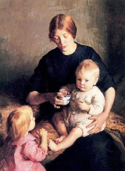 The Tenement Mother