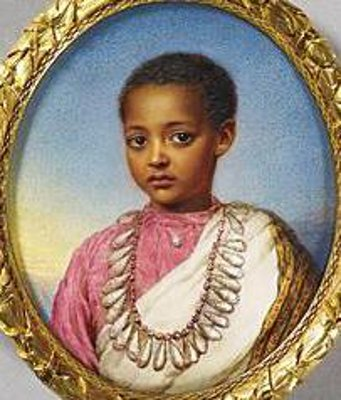 Alamaiou, Son Of Theodore Emperor of Abyssinia