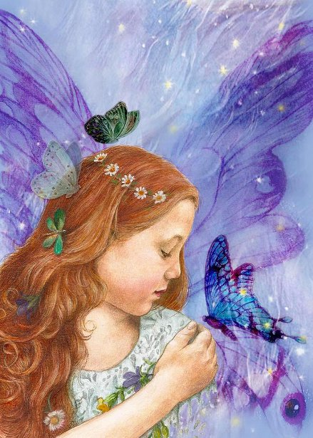 Butterfly Twinkling Fairy