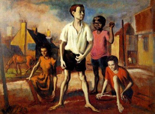 Children At Point Street Pyrmont