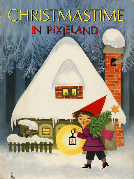 Christmastime In Pixieland