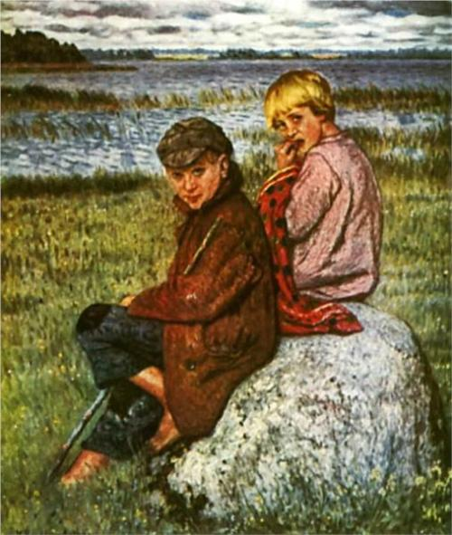 Country Children 2