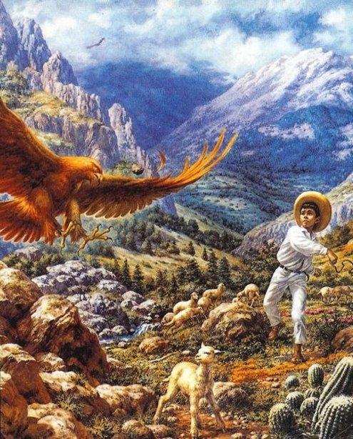 El Nino y Aguila