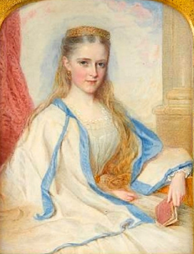 Emma Cecilia Buchan Callander, later Mrs. J. A. Gayer