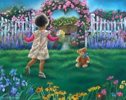 Flowers For Teddy