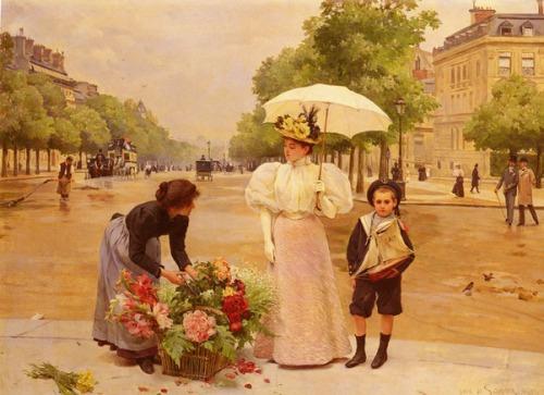 L'Avenue des Champs-Elysées