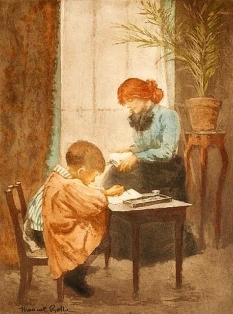 Le petit peintre