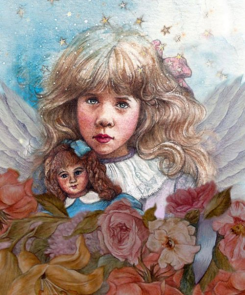 Little Rose Angel