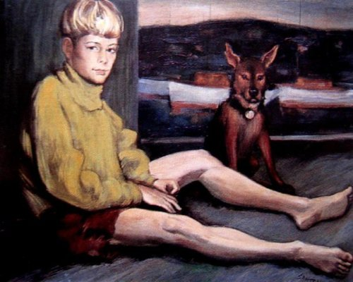 The Artist's Son, Kerry
