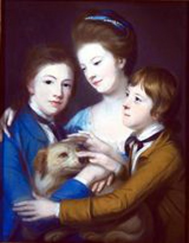 The Children Of The 6th Duke Of Hamilton