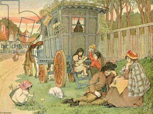 The Gypsy Caravan