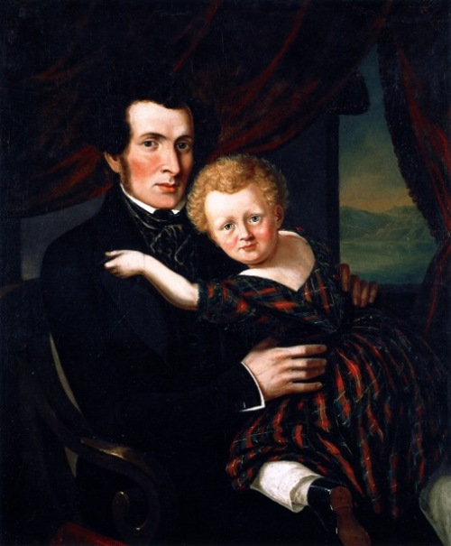 William Williamson And His Son Alexander