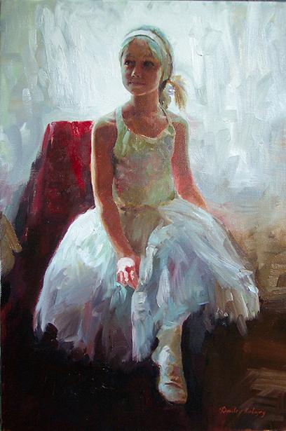 Young Ballerina 2