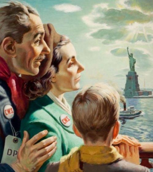 Arriving In America