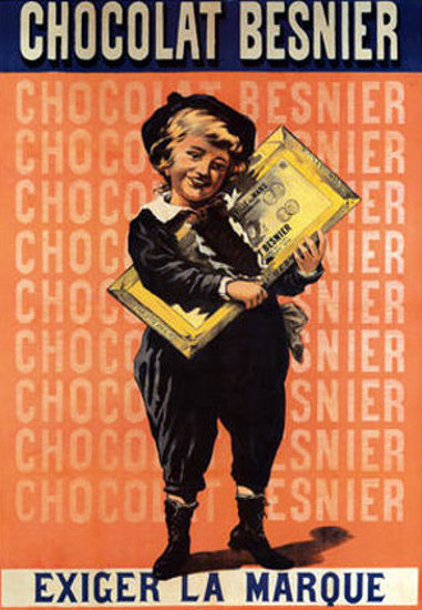 Chocolat Besnier