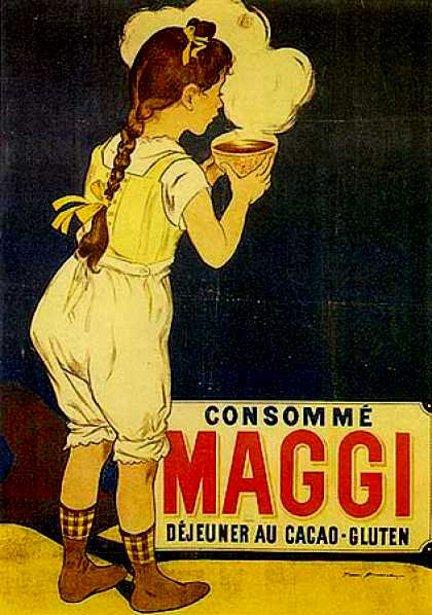 Consommé Maggi
