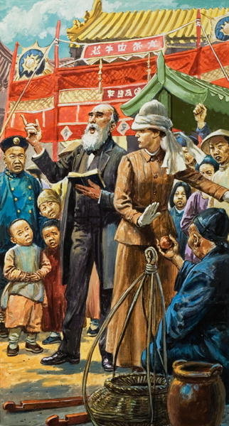 Missionaries In China