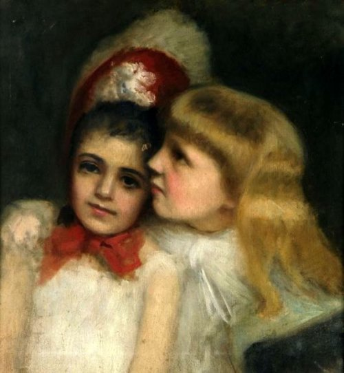 Portrait Of Children