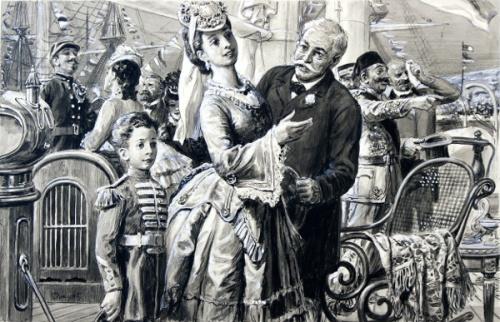 Sailing The Suez Canal