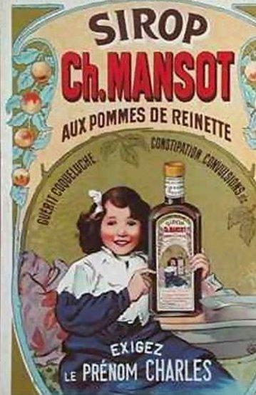 Sirop Ch. Mansot