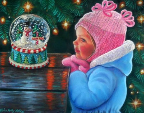 T. Reilly-Matthews - Christmas Through Your Eyes