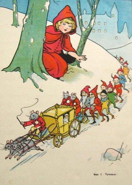 The Fairy Coach