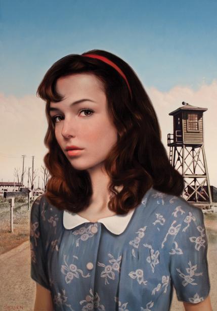 Dear America - WWII Girl