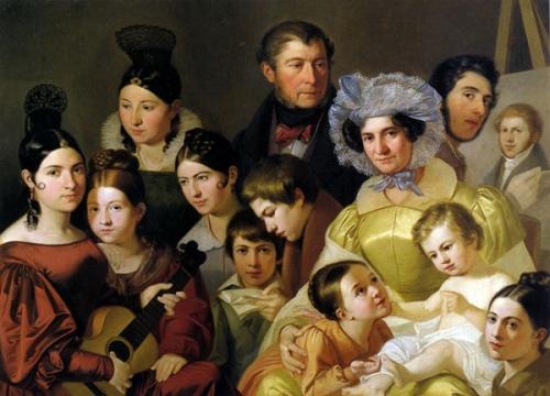 La famiglia Malatesta
