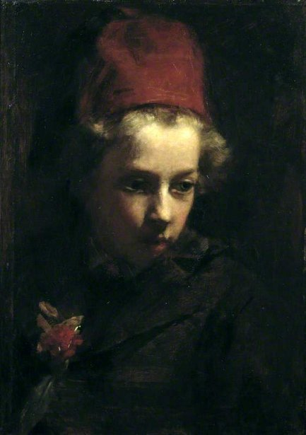 Sir Robert Lorimer As A Boy