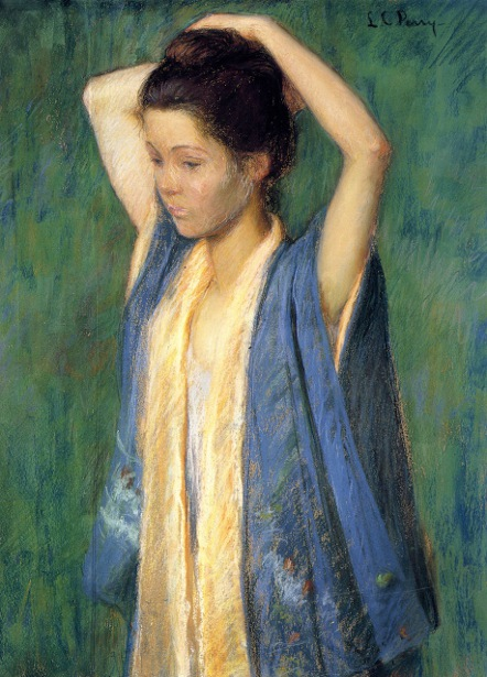 Child In Kimono (Alice Perry)