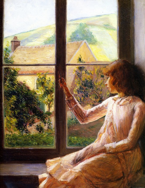 Child In Window (Edith Perry)
