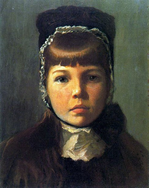 Margaret With A Bonnet (Margaret Perry)