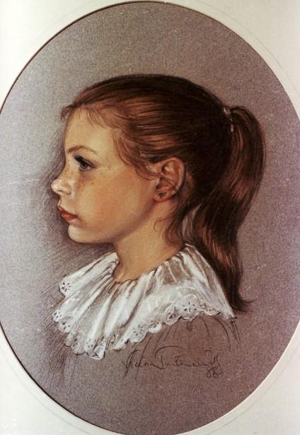 Rebecca In Profile