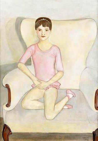 The Artist's Daughter Mikaela