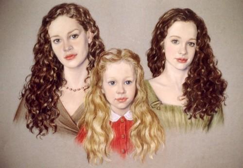 The De Caestecker Sisters