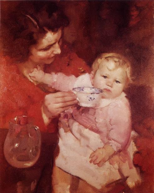 Amelia e la mamma