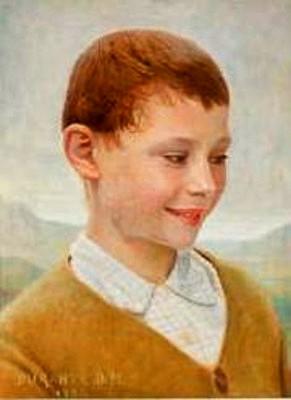 Ritratto di ragazzino
