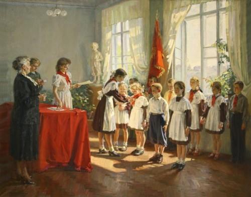 Ivan Antonovich Quiet (1927, Ukrainian)