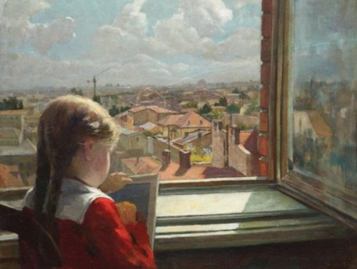 George Catargi (1894 – 1963, Romanian)