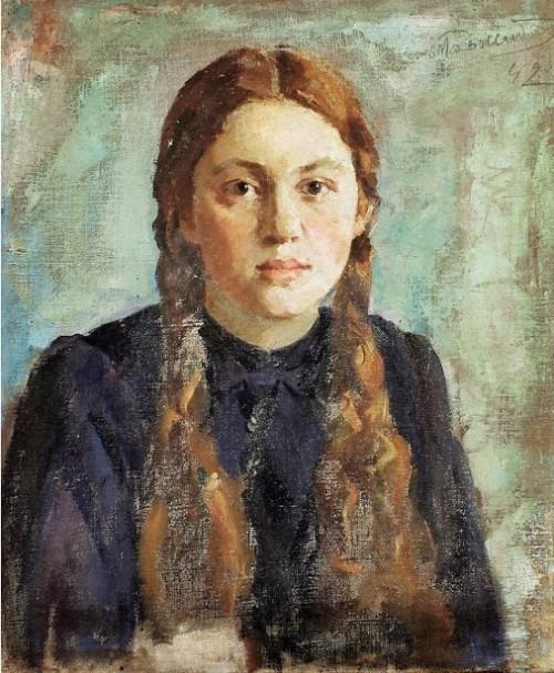 Mikhail Bozhyi (1911 – 1990, Ukrainian)