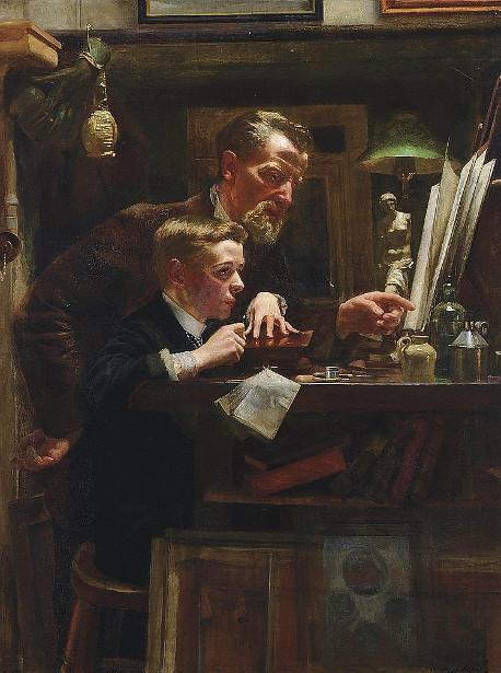 Henry James Haley (1874 – 1964, English)