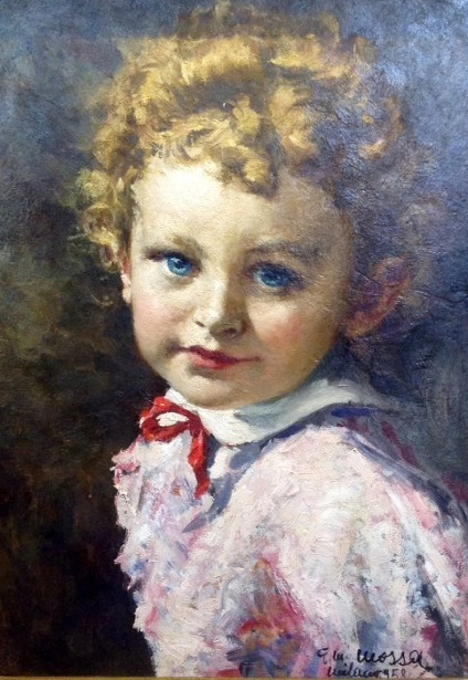 Giovanni Maria Mossa (1896 – 1982, Italian)