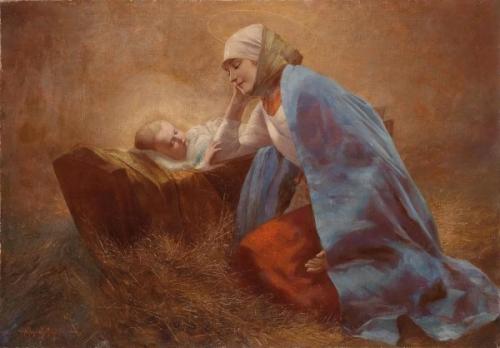 Eduard Ansen-Hofmann (1820 – 1904, Dutch)