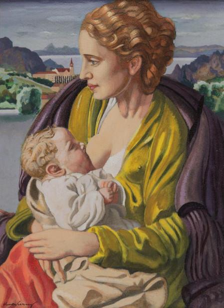 Charles Cerny (1892 – 1965, Czech)